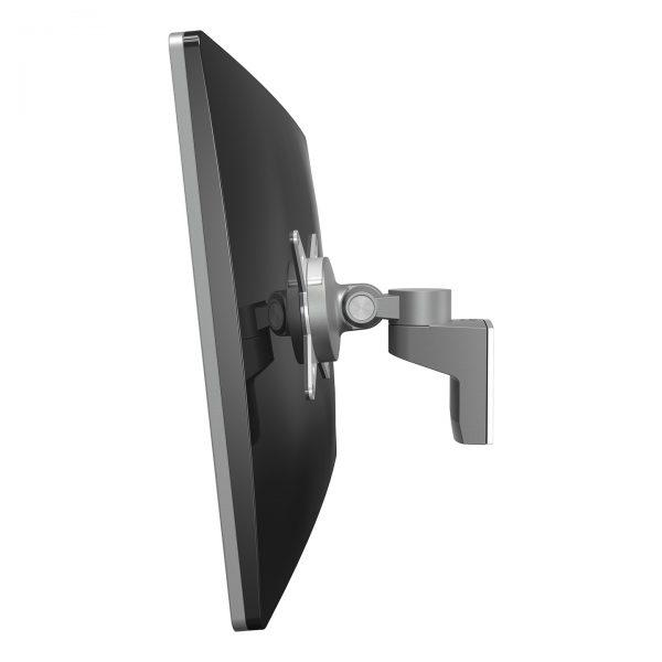 Braço de monitor sem profundidade - Parede
