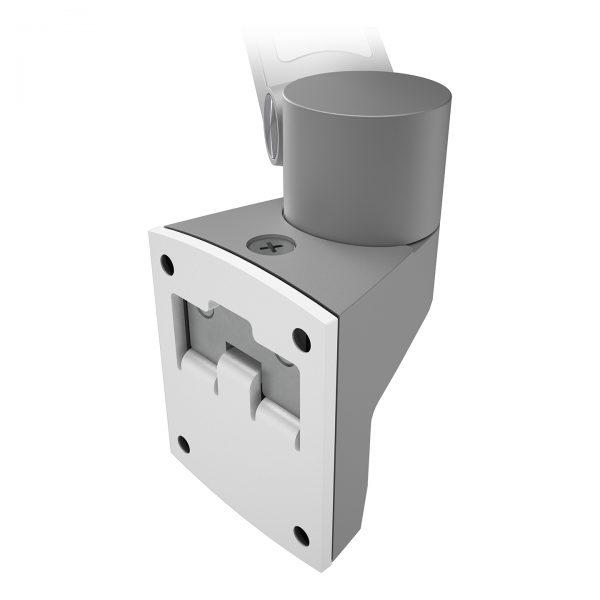 Braço de monitor com profundidade - Parede Plus