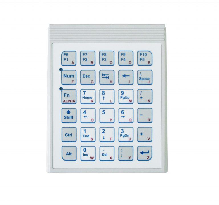 Keypad Industrial (Desktop)