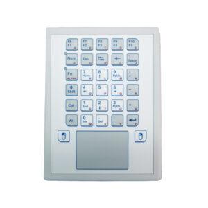 Keypad Industrial com Touchpad (Desktop)
