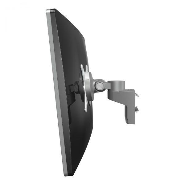 Braço de monitor com profundidade - Calha