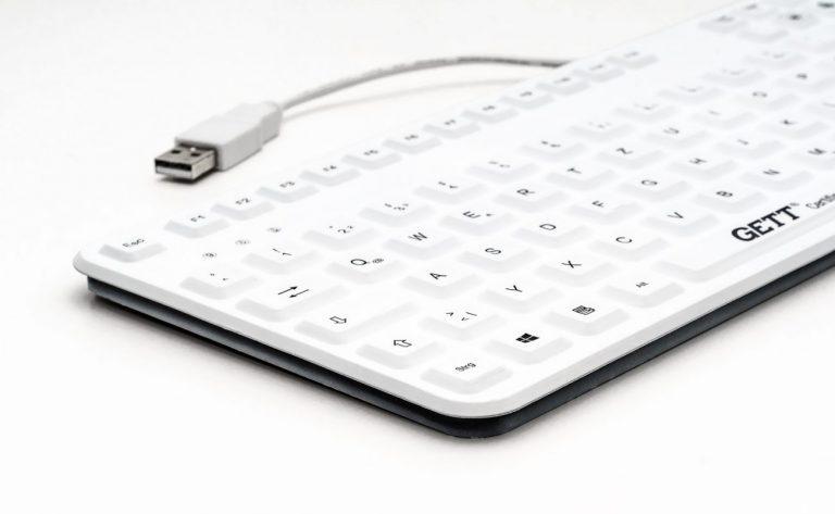 Teclado Cleantype® Prime Panel+