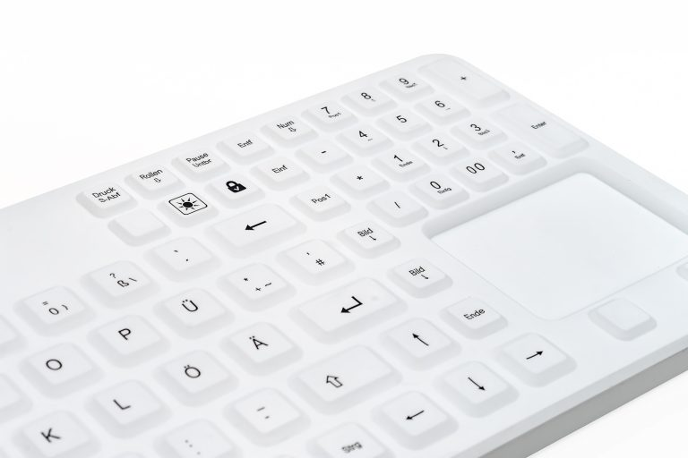 Teclado Cleantype® Prime Touch+