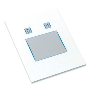 Touchpad (montagem frontal)